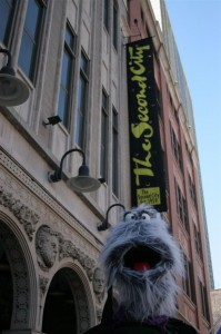 Stanley at Second City